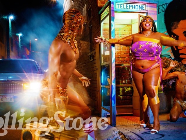 Lizzo Covers Rolling Stone, Talks Body Dysmorphia and Prince