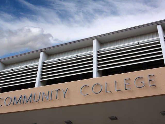 Community college should be a first choice, not a last resort