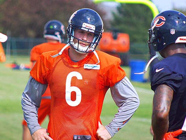 Former Bears QB on Injury Recovery With NAD, Omega-3