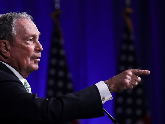 Bloomberg holds firm on censoring his own reporters: 'With your paycheck comes some restrictions'