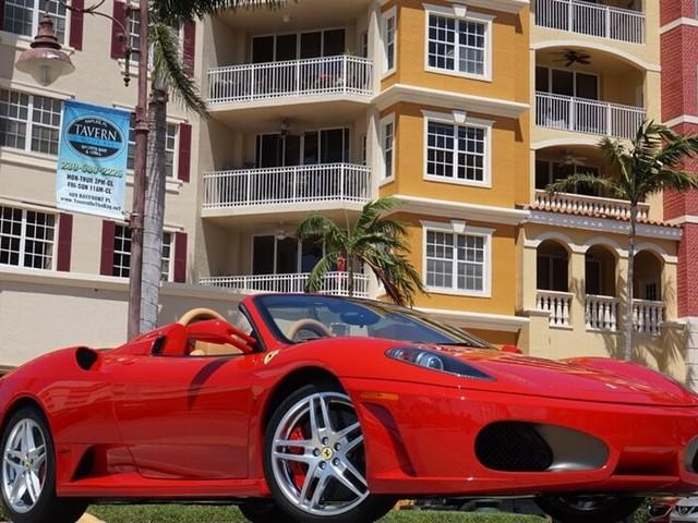 2008 Ferrari F430--Spider