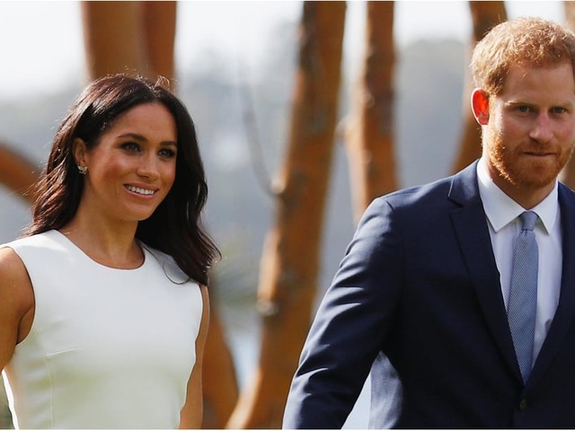 8 Potential Names For Harry and Meghan's Future Royal