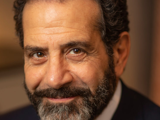 Q & A: The Travels of Tony Shalhoub, From Paris to Austin