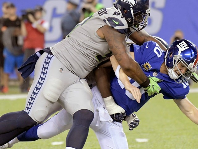 Film review: Sheldon Richardson a disruptive force whom Vikings want to reach 'another level'