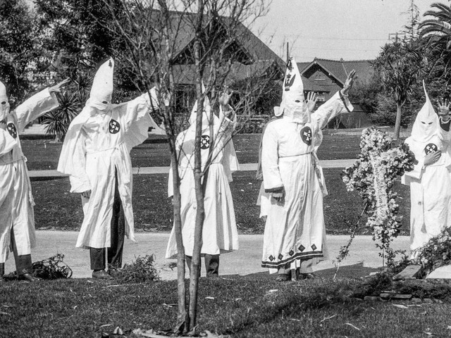 From the Archives: Ku Klux Klan images from 1920s Southern California