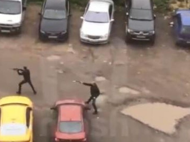 Chechen MMA fighter arrested after shootout in Moscow