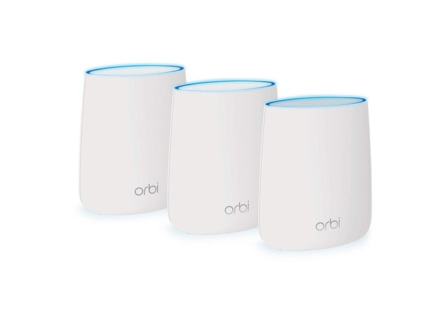 Amazon is selling a 'renewed' Netgear Orbi Wi-Fi System for the lowest price we've ever seen