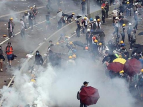 """The Impact On Tourism Is Huge:"" Hong Kong Hotel Crisis Erupts Amid Escalating Protests"