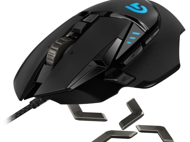 Logitech's outstanding G502 Proteus Spectrum gaming mouse is just $35, a nearly 60% discount