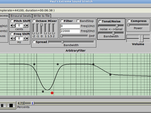 A free plug-in brings extreme PaulStretch stretching to your DAW