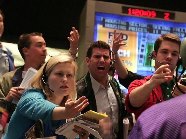 Giants like JPMorgan, Morgan Stanley, and Tradeweb are embracing a credit-trading revolution to move multi-billion-dollar bond portfolios in minutes