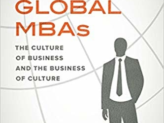 Anthropologist discusses his new book on business schools