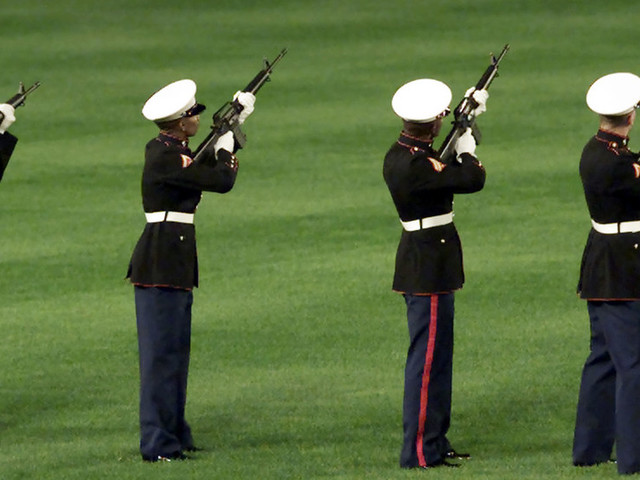 University of Virginia excoriated for ditching Veterans Day 21-gun salute 'because gun violence'