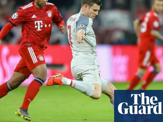 James Milner keen to avoid all-Premier League affair in Champions League