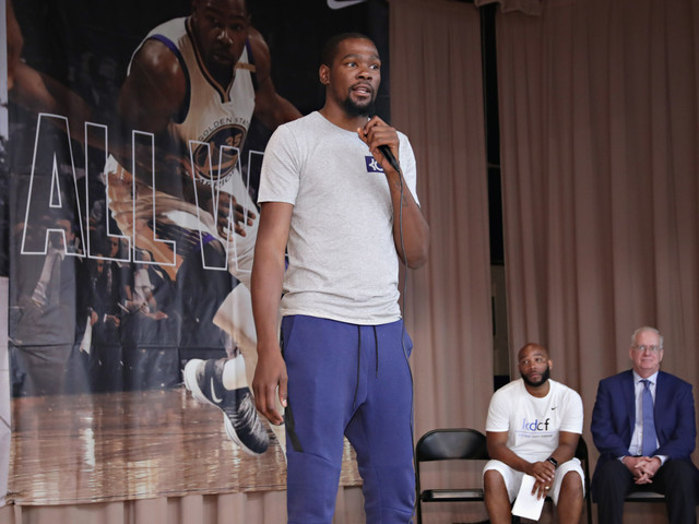 How Does Money-Sniper Kevin Durant Spend His $170 Million?
