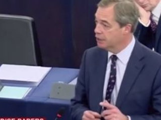 Nigel Farage Calls On EU To Investigate George Soros