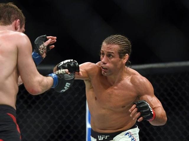 Faber returns against Simon at UFC Sacramento