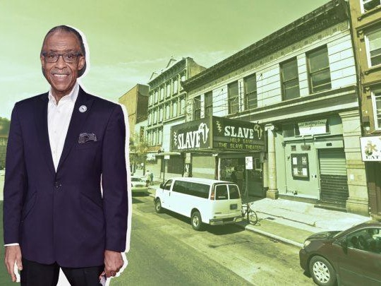 Historic Slave Theater site will soon be co-living property