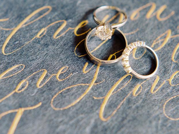 Vineyard Wedding Inspired by the Couple's Honeymoon Destination