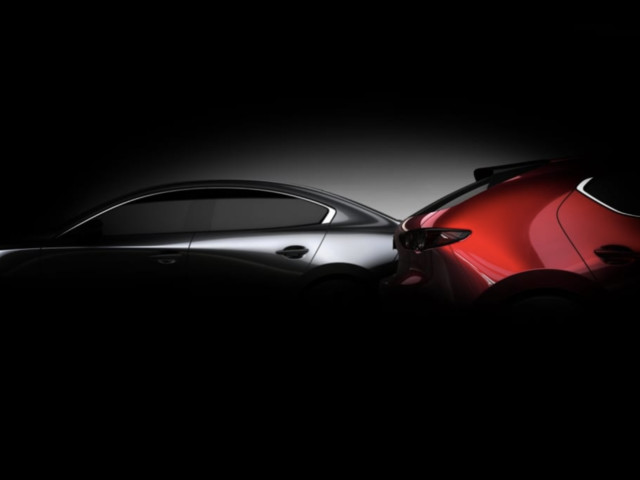 This Just In: New Mazda3 Teased Ahead of L.A. Debut