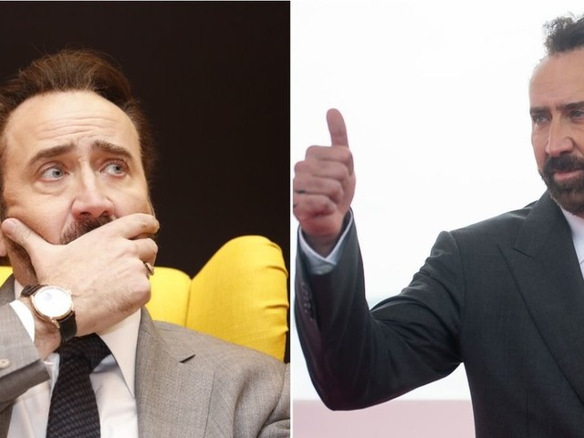 "Prepare the memes: Nicolas Cage will soon be playing a ""heightened"" version of himself"