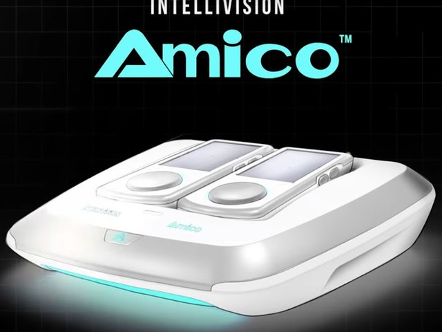 INTELLIVISION REVEALS NEW GAMEPLAY TRAILER SHOWCASING 23 GAMES FOR THE AMICO