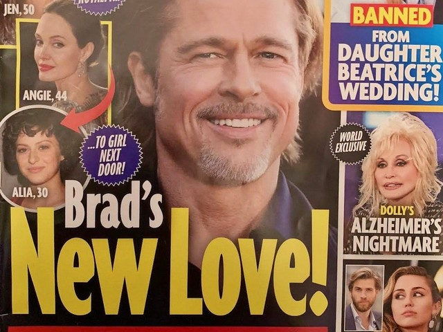 Brad Pitt Moving On From Jennifer Aniston And Angelina Jolie With 'Girl Next Door'?