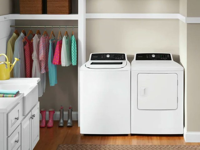 Frigidaire FFTW4120SW Top-loading Washer Review