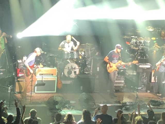 Umphrey's McGee Welcomes Horns For Night 2 At Brooklyn Steel: Full Show Audio
