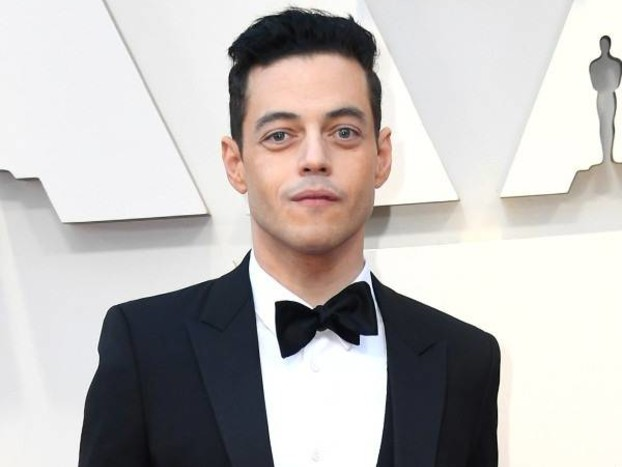 """Rami Malek Wins Best Actor at the Oscars: """"I Know I Wasn't the Obvious Choice, But I Guess It Worked Out"""""""