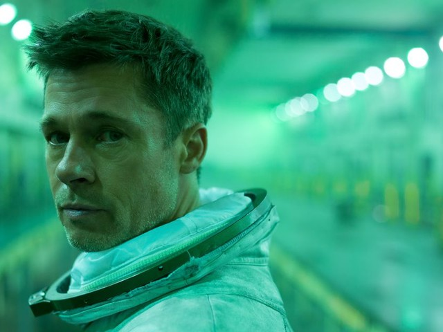The gloriously surreal space epic Ad Astra is half a great movie