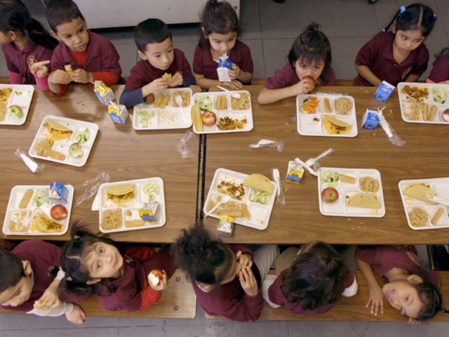 'Eat Up': Bringing Kitchens Into Boston Public School Cafeterias