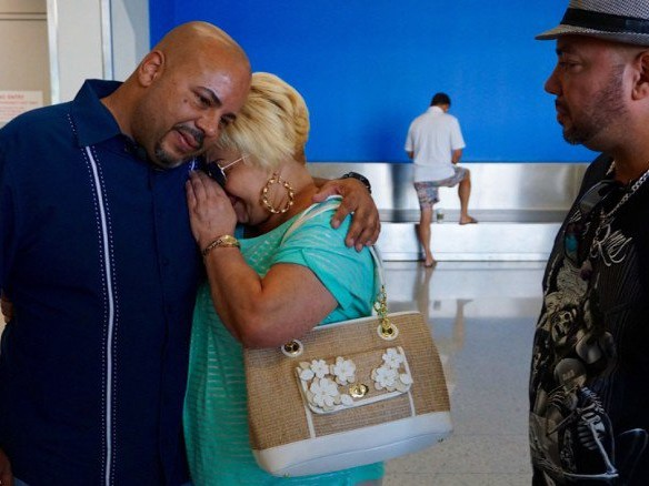DNA test leads brothers to reunite with mother — after 46 years