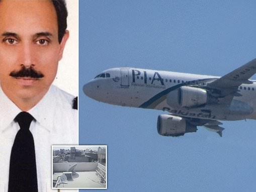 Did pilots FORGET to put wheels down on doomed PIA 8303?