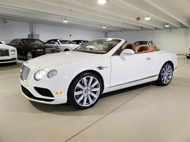 2016 Bentley Continental--GT V8