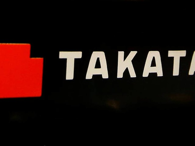 Takata files for bankruptcy, overwhelmed by air bag recalls