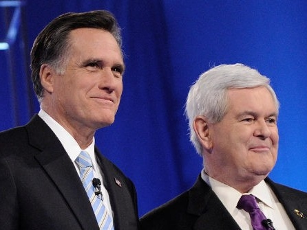 Newt Gingrich Responds to Romney's Secret Twitter Diss: Pierre 'Doesn't Matter' in U.S. Political History