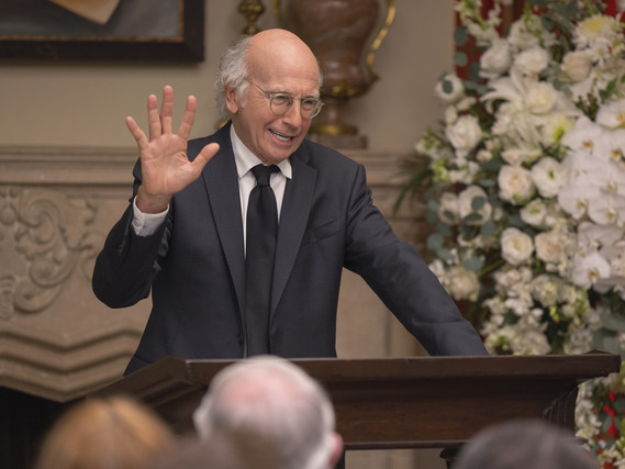 'Curb Your Enthusiasm': Larry David Gets Called Out Repeatedly In Season 11 Trailer