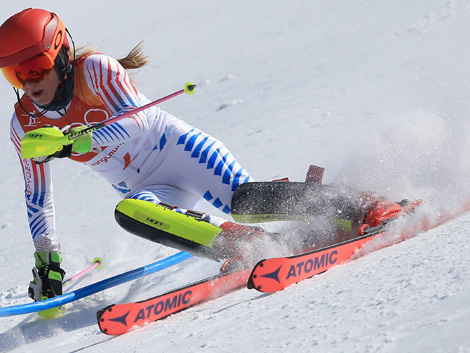 Mikaela Shiffrin's Olympic Story Far From Over