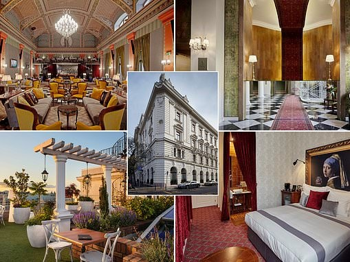 A review of Budapest's Mystery Hotel - one of the most Instagrammable in the city