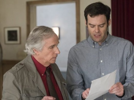 SXSW TV Review: Bill Hader and Henry Winkler in 'Barry' on HBO