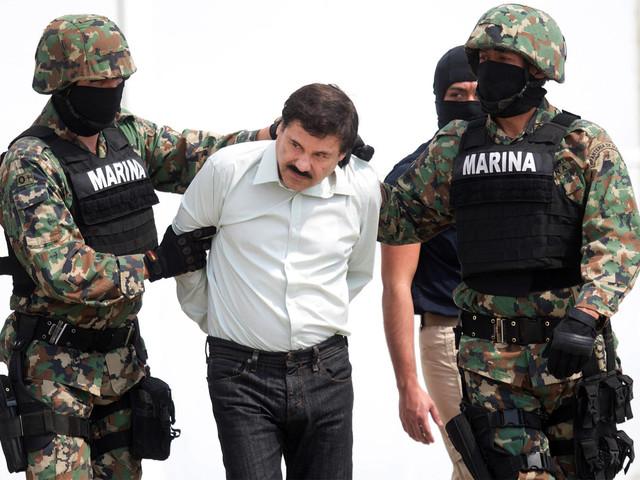 Mexican drug lord 'El Chapo' Guzman faces life sentence