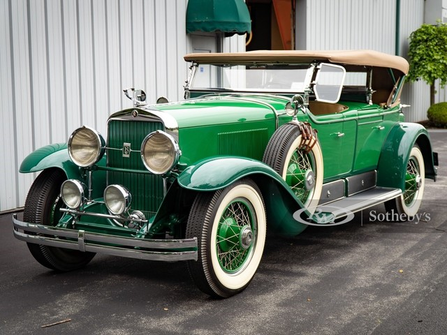 1928 Cadillac 341