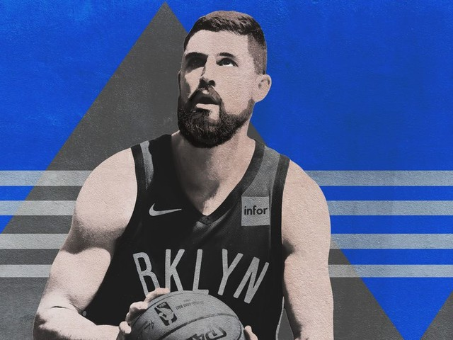 Podium Guys: Can Joe Harris Shoot the Nets Into the Playoffs and Beyond?