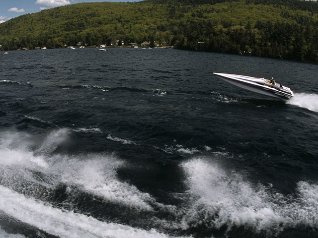 Protecting Lake George Water and Beaches