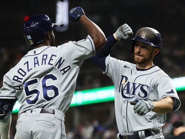 The Rays Have Found Their Winning Formula in the World Series