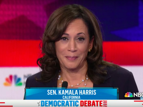 Johnstone: Kamala Harris Is An Oligarch's Wet Dream