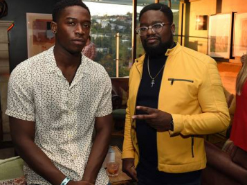 Lil Rel Says NOTHING Is Off Limits On His Show 'Rel' Before Partying It Up With Angela Bassett, Jussie Smollett & More