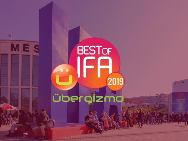 Ubergizmo's Best of IFA Awards