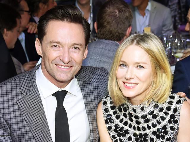 Fellow Aussies Hugh Jackman & Naomi Watts Team Up for a Good Cause!